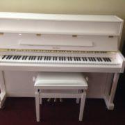 Pianina acustica reconditionata Rich Weber Boem Club Pianos